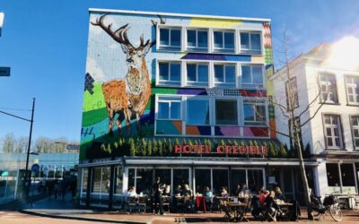 Credible | Nijmegen | Sleep Eat & Drink | Sleep, Eat & Drink InCredible
